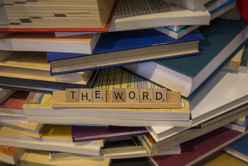 The Word scrabble word