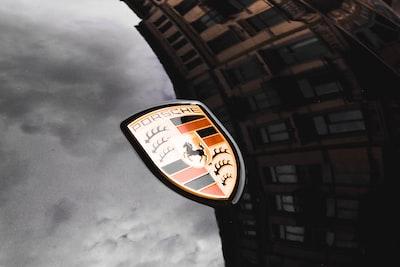 porsche logo porsche zoom background