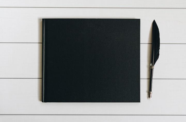 Love in a Black Book