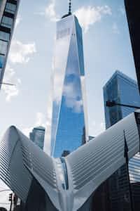 Skyscrapers 9/11 stories