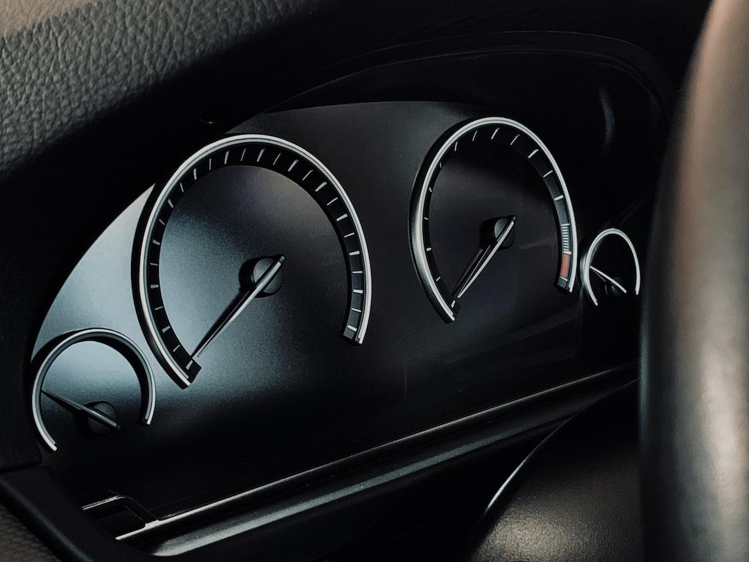 BMW Odometer