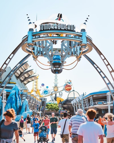 Disneyland. | Photo : Unsplash