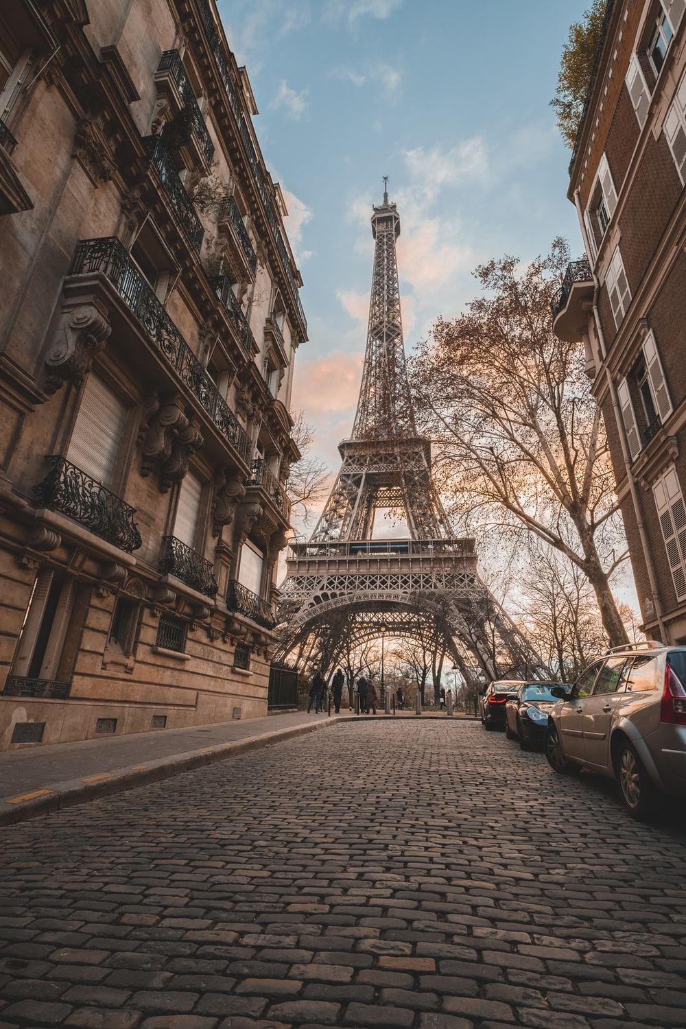 When in France, do as the French do.   Photo by cyril mazarin at unsplash.com