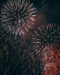 Fireworks  poem stories