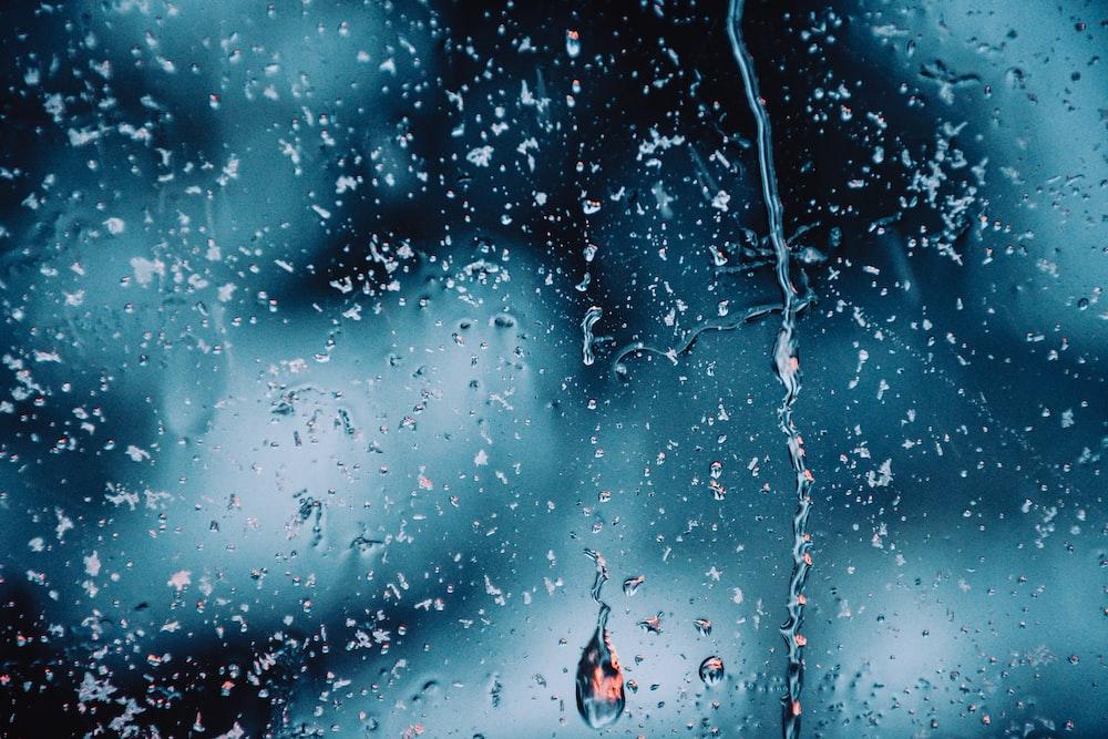 water dew drops