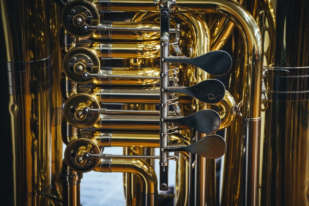 Music Brass Instrument Tuba
