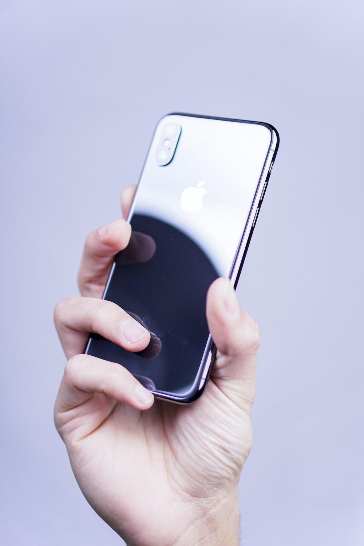 purple iPhone XR