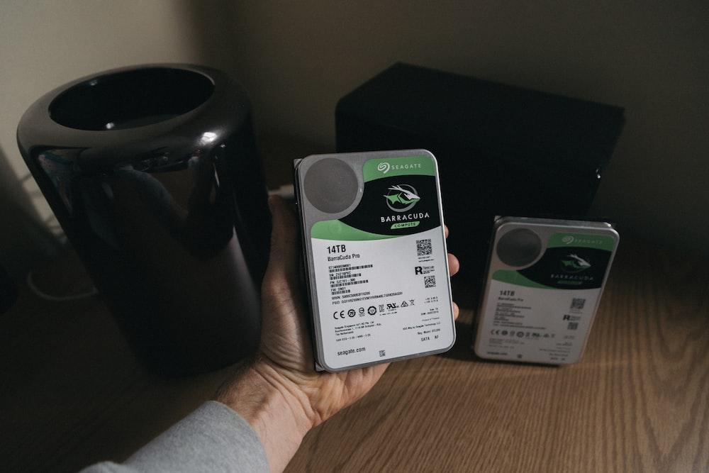 Seagate hard disk drive