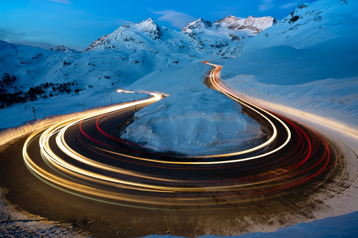 julier pass switzerland