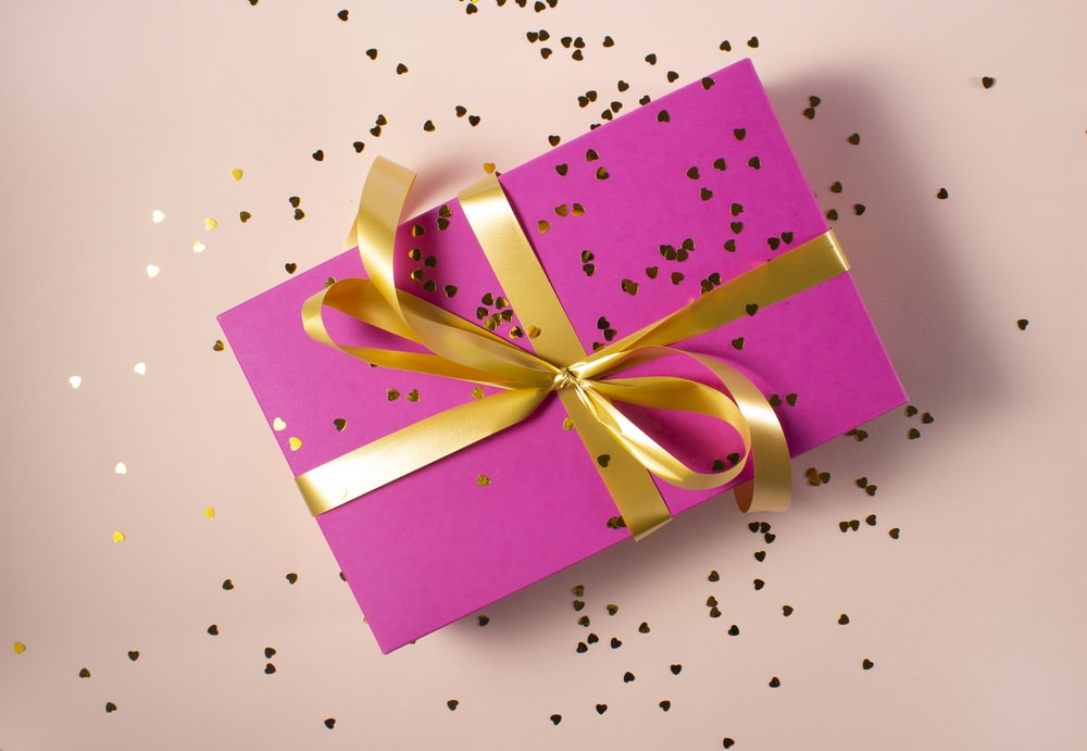 wrapped gift box, How Many Dresses Should You Have, ShoptheKei.com
