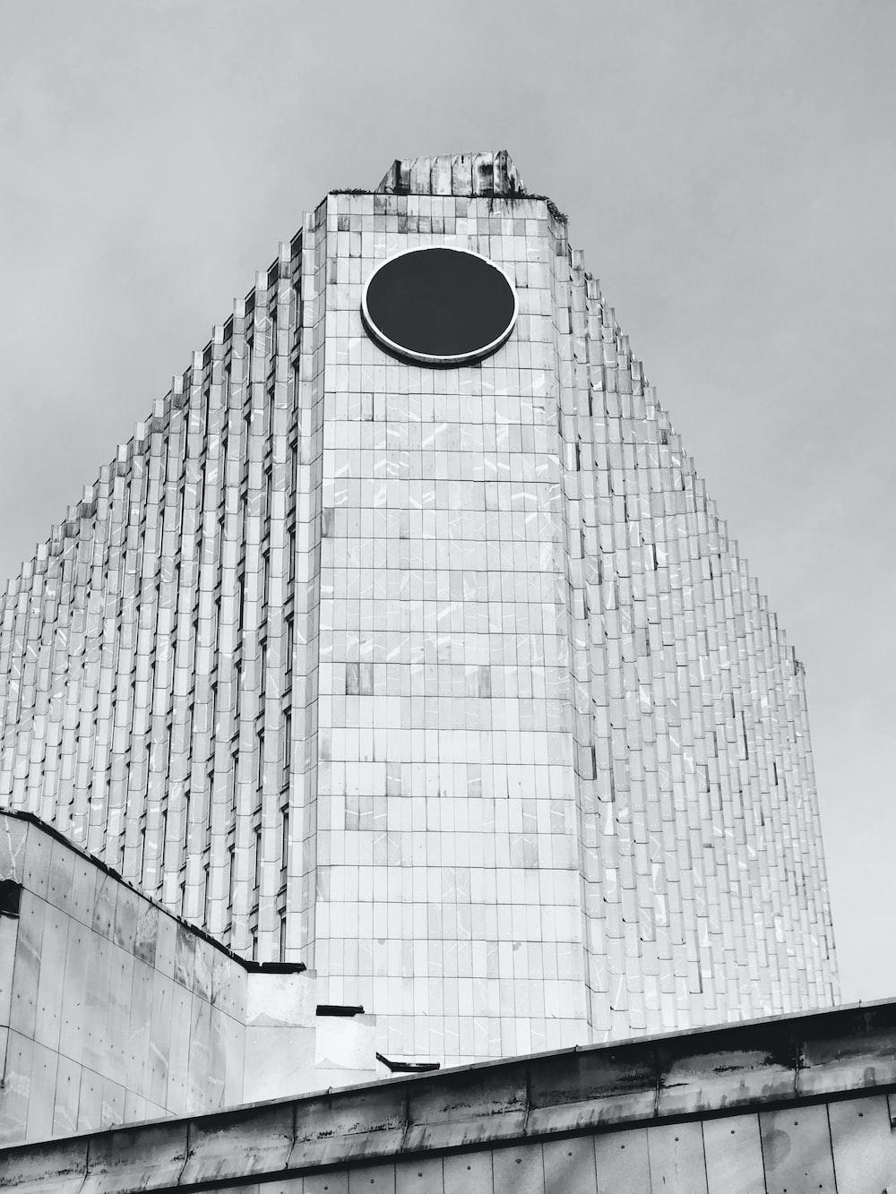grey high ride building