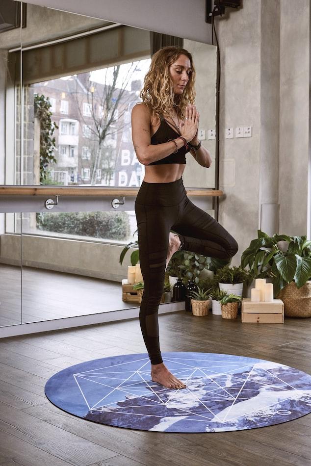 Asanas de yoga para la espalda fuerte