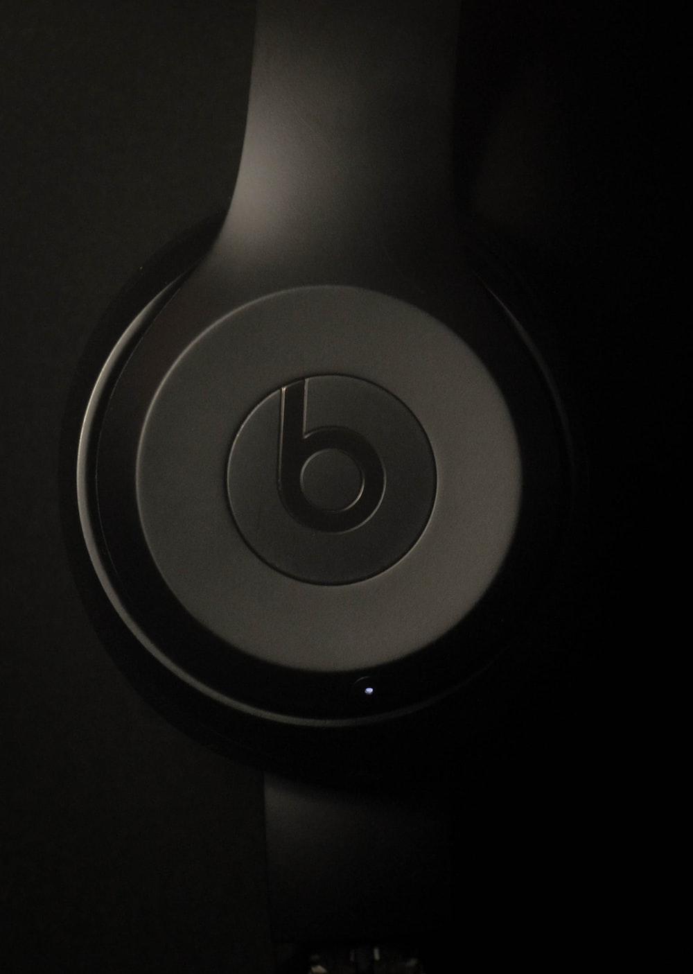 black Beats by Dr. Dre headphones