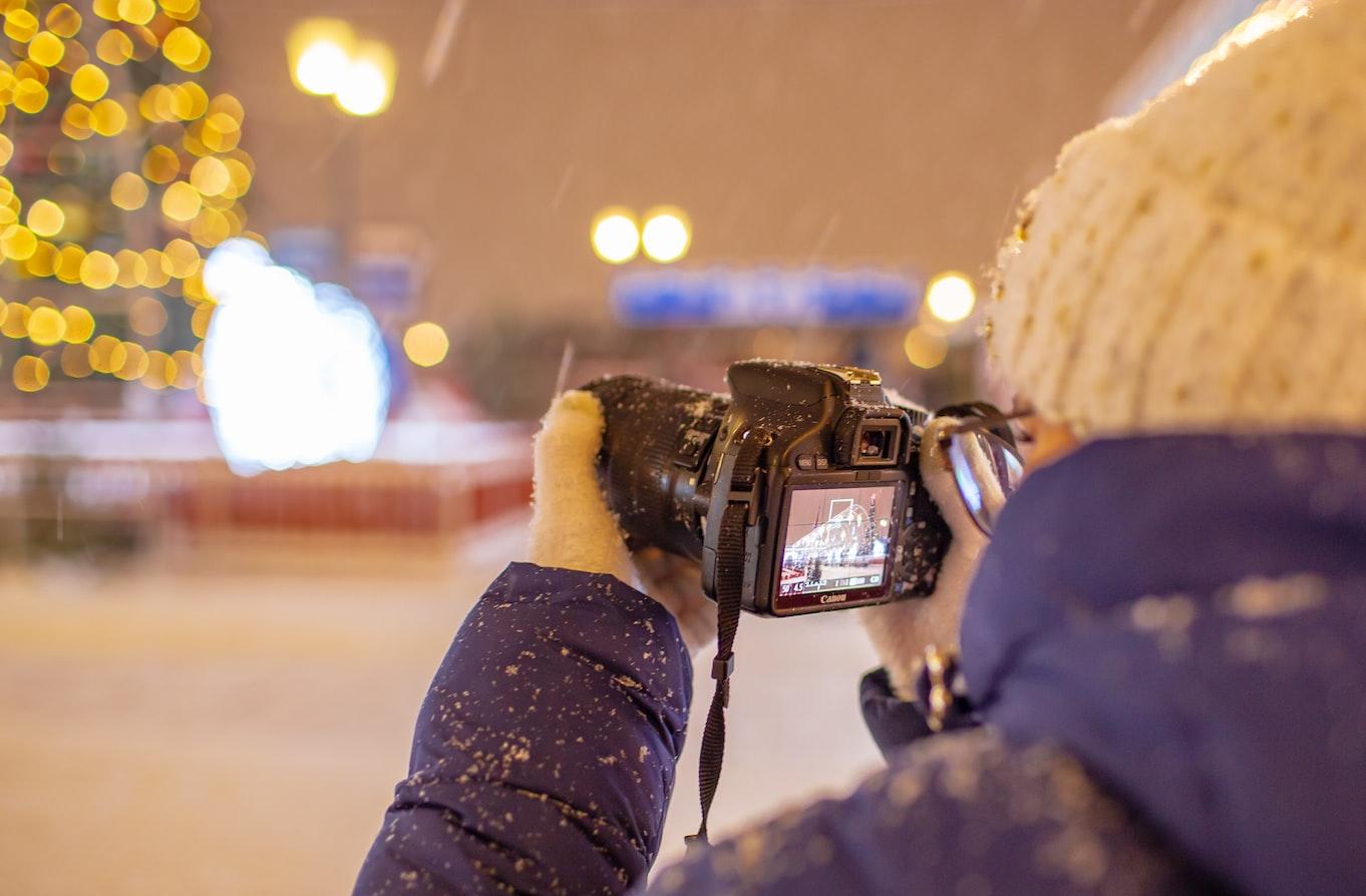 Belajar Fotografi #13: Live View