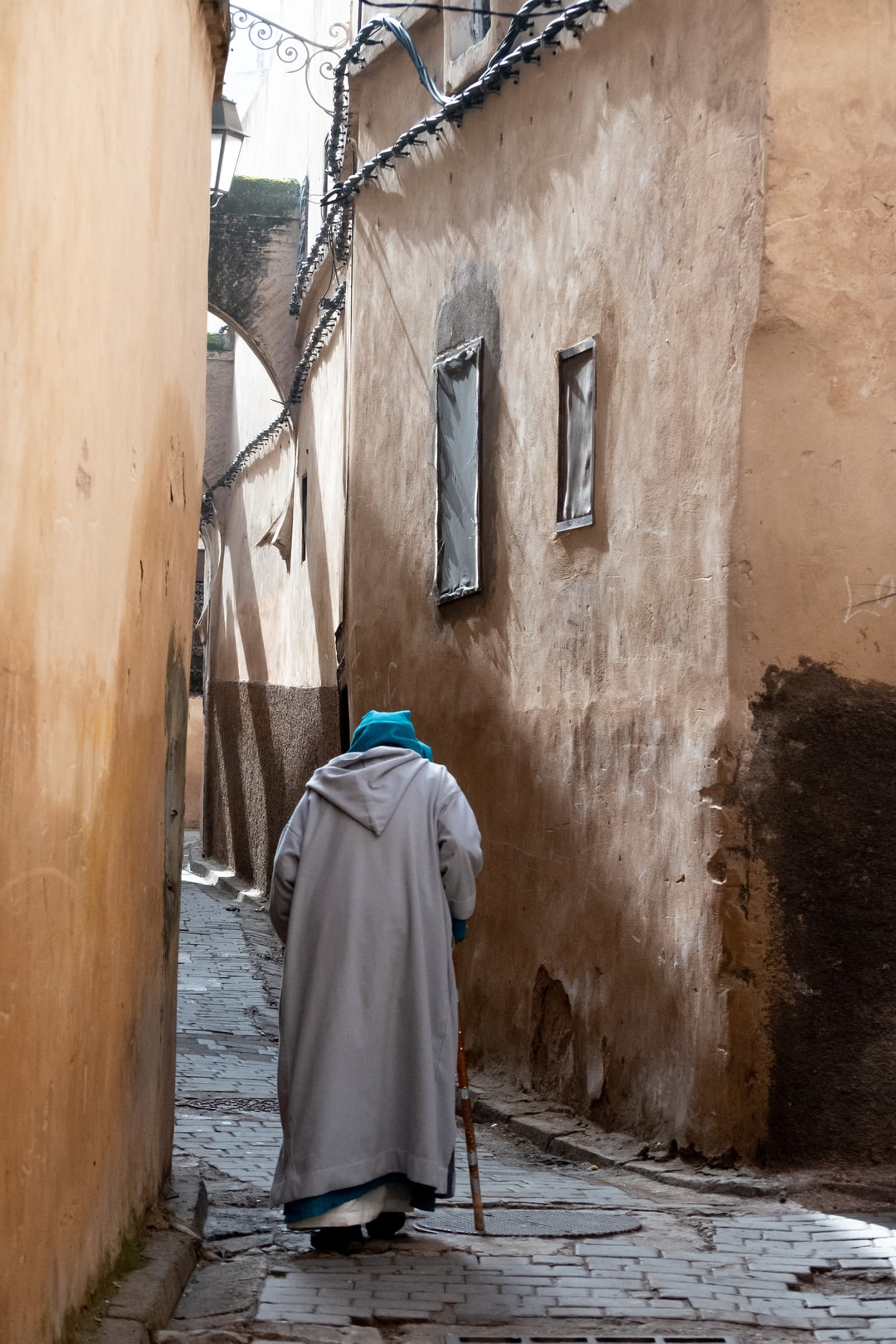 Streets of Fez, Morocco.