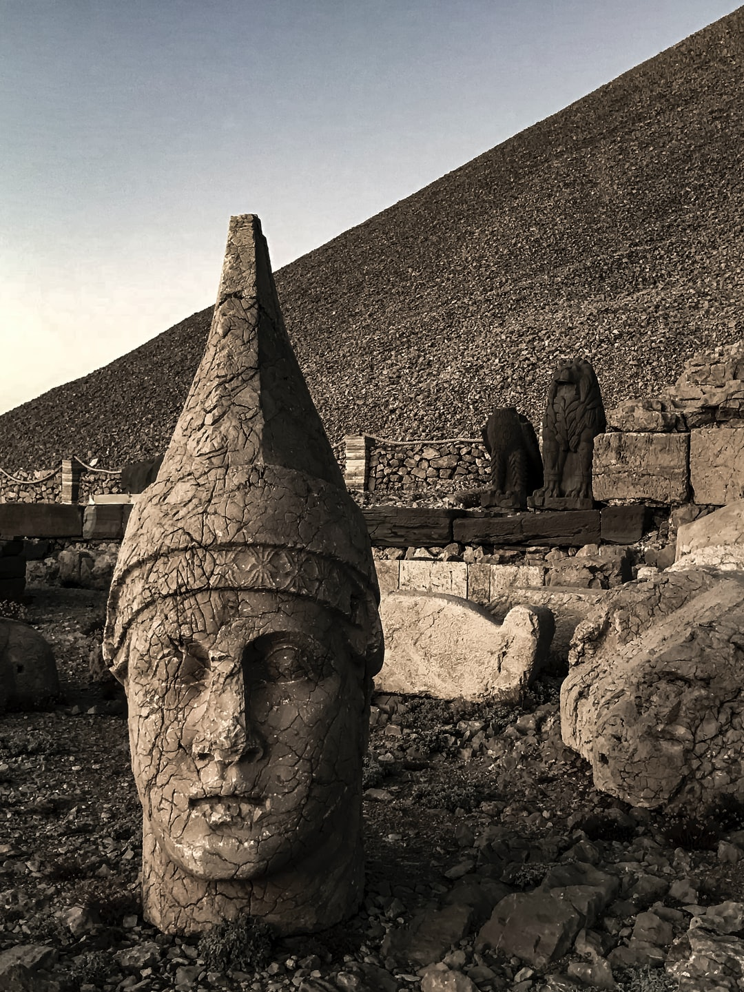 The End of the First Civilization? Degradation of the Mesopotamian Fertile Crescent