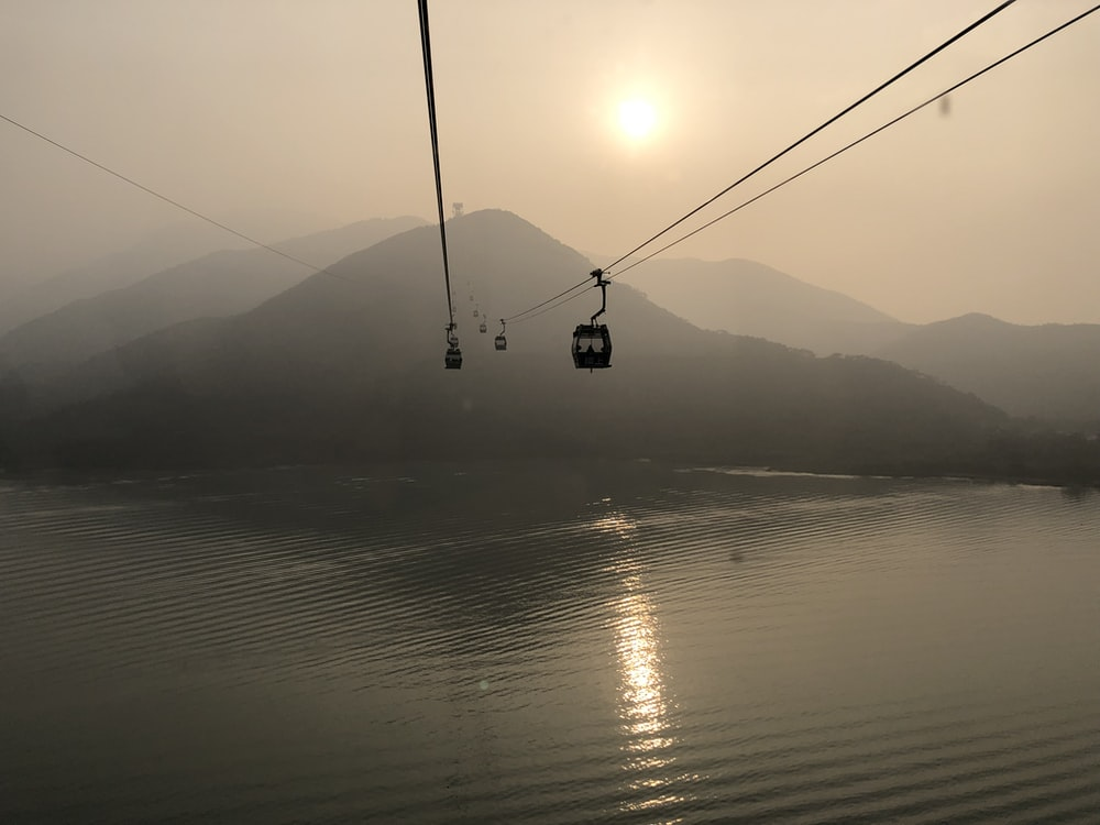 cable car photography