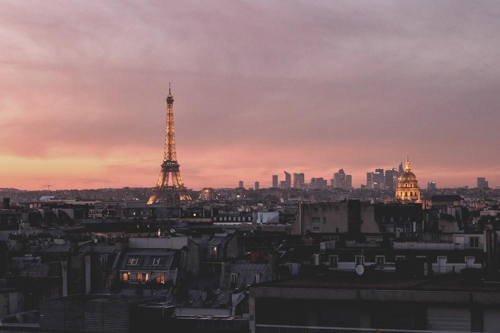 Eiffel Tower , Paris