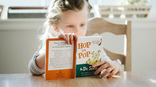 Read Together With Your Child