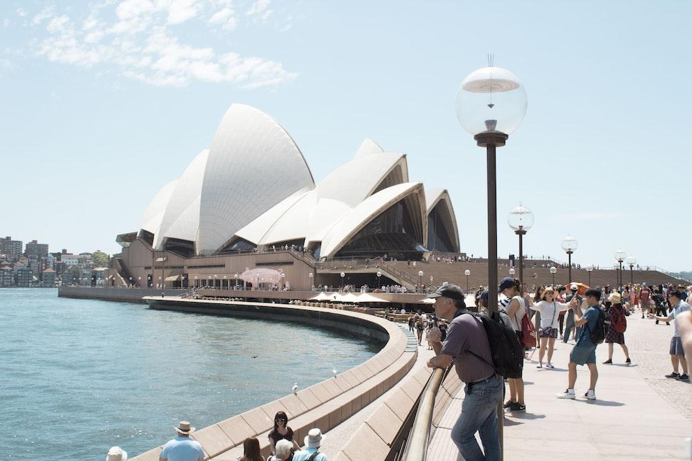 Opera House, Sidney Australia during daytime