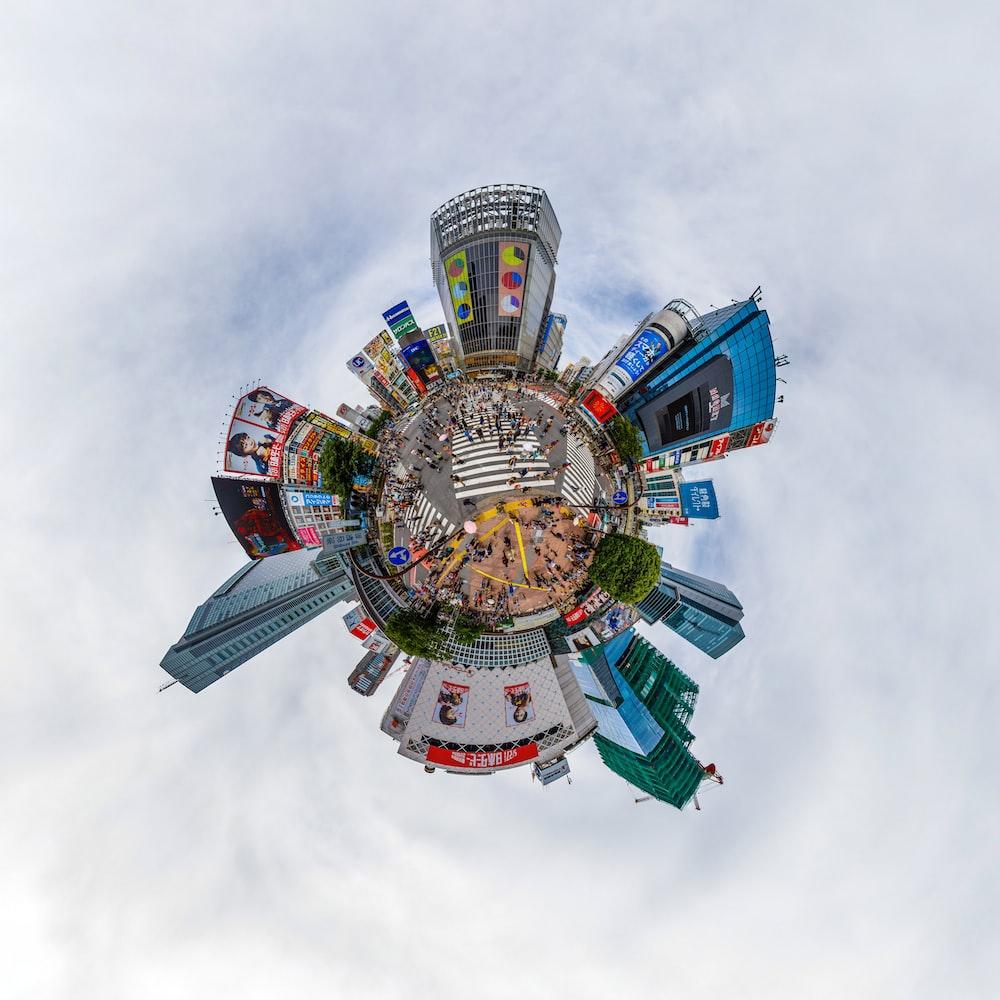 city buildings clip art