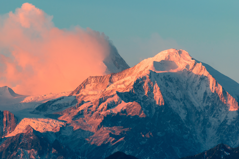 Hiking the Himalaya alone