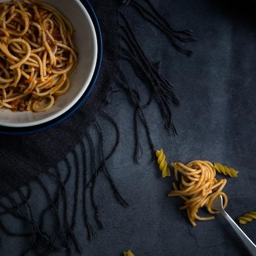 Beilagen - Tagliolini mit Butter