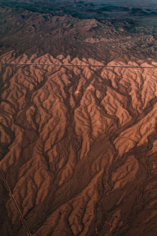 brown canyon view during daytime