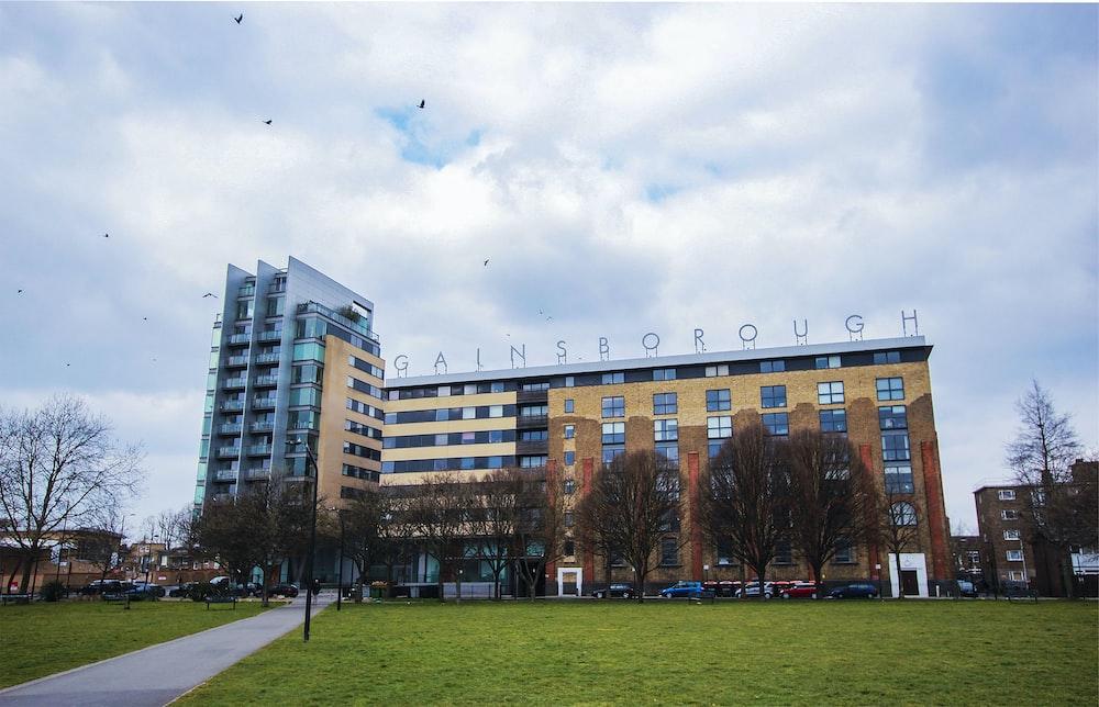 Gainsborough building