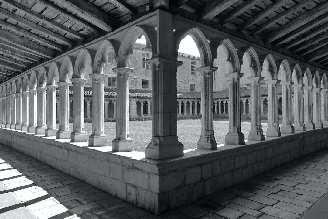 Old convent of the Carmelites of La Rochefoucauld