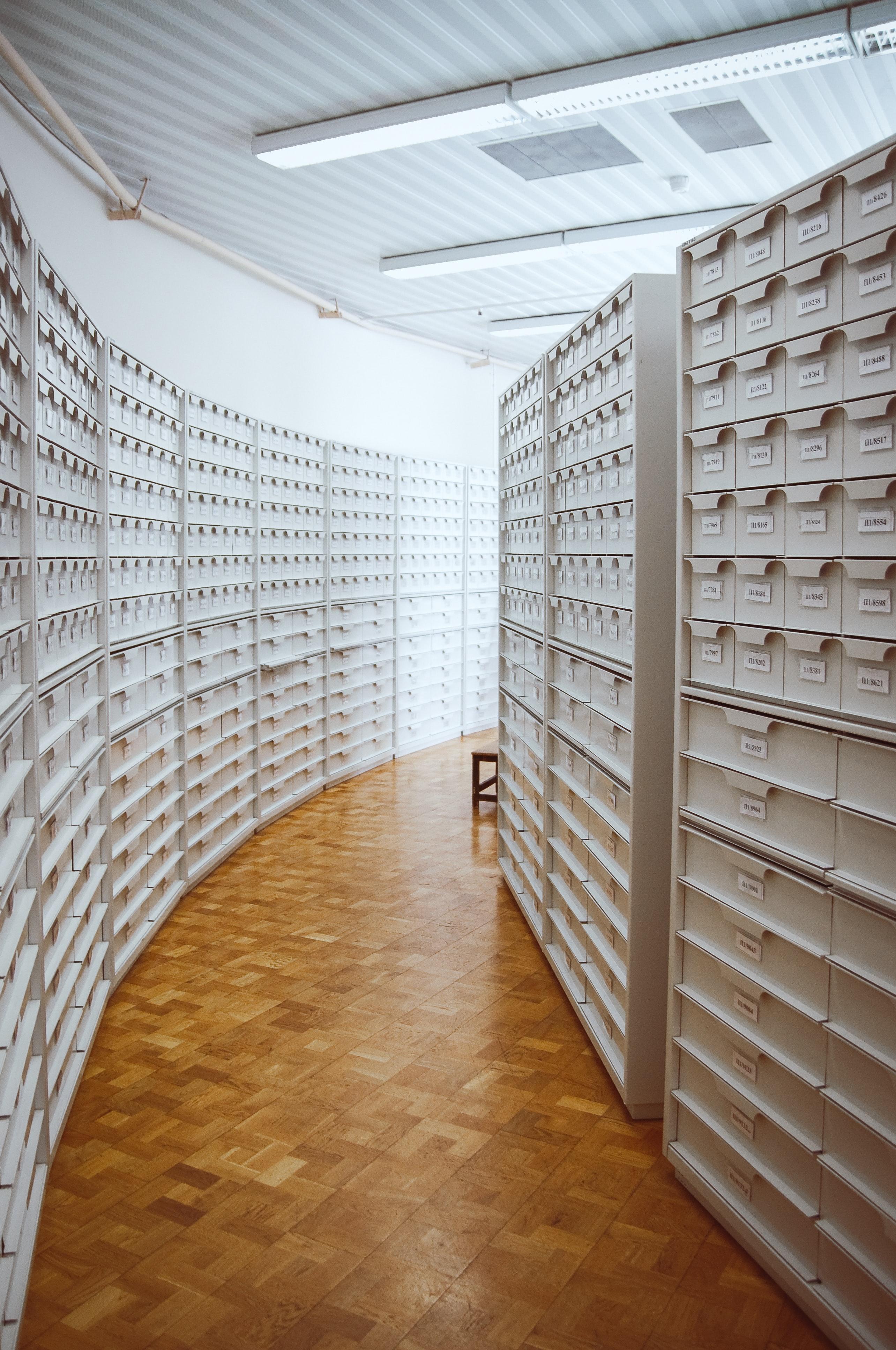 Big Data Can Help Archivists