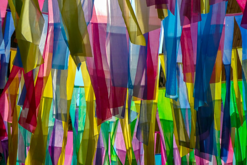 multicolored abstract at illustration