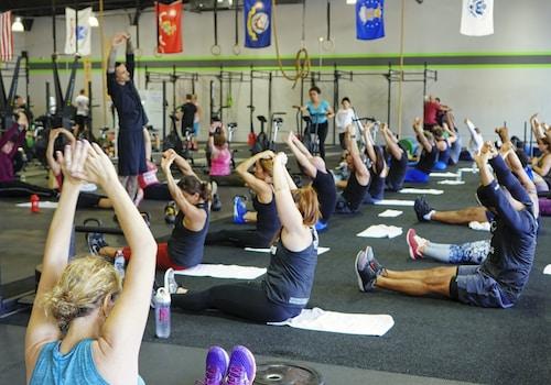 Baptiste Yoga Classes