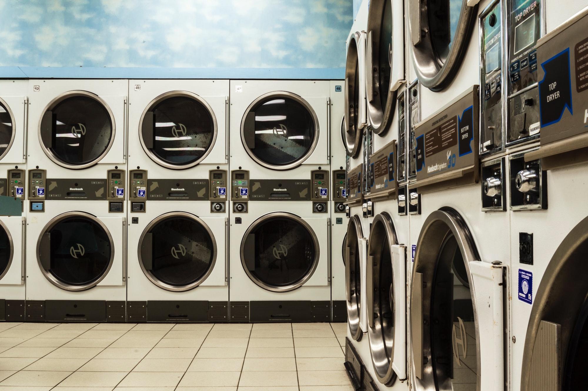 Energieeffizienz in der Wäscherei