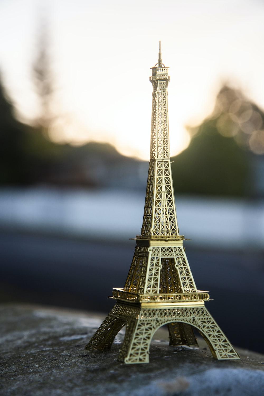 Eiffel Tower miniature