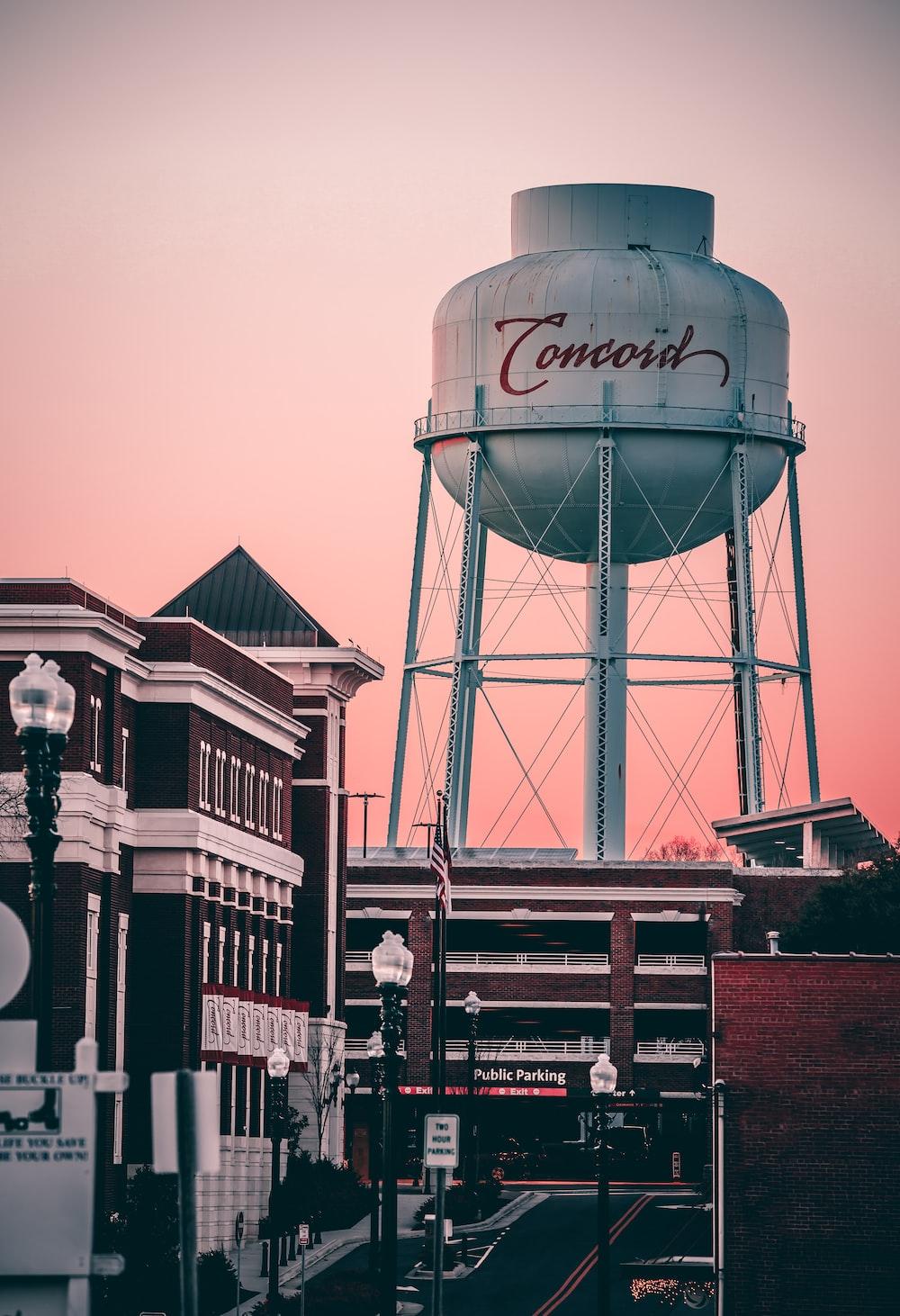 Concord septic tank