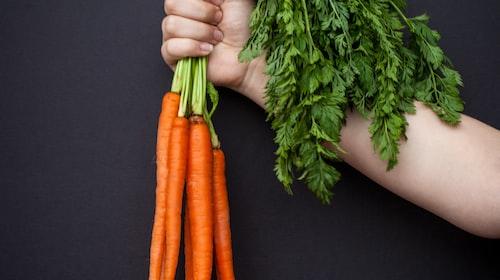 Finding your inner carrot