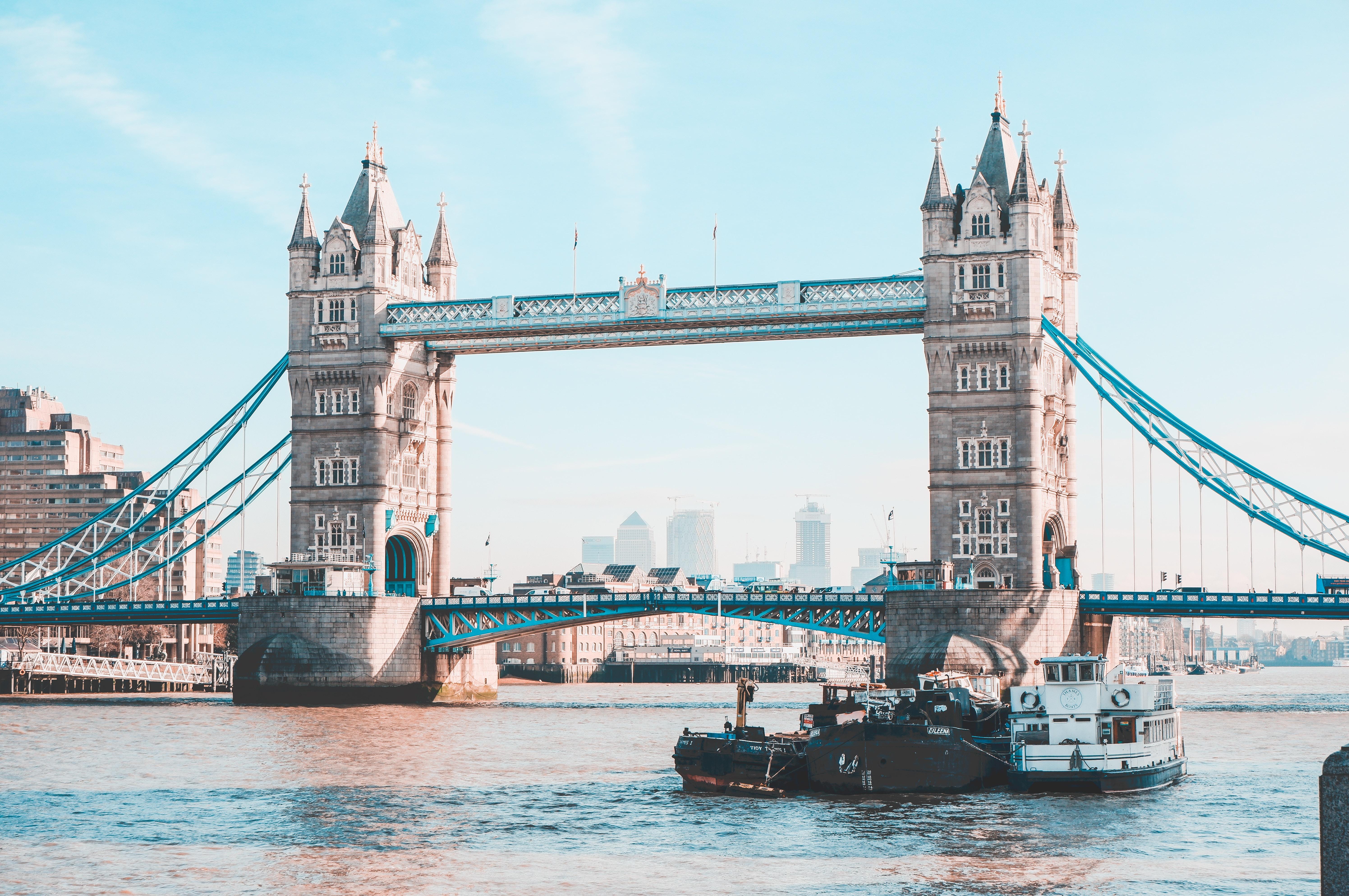 Tower Bridge, England