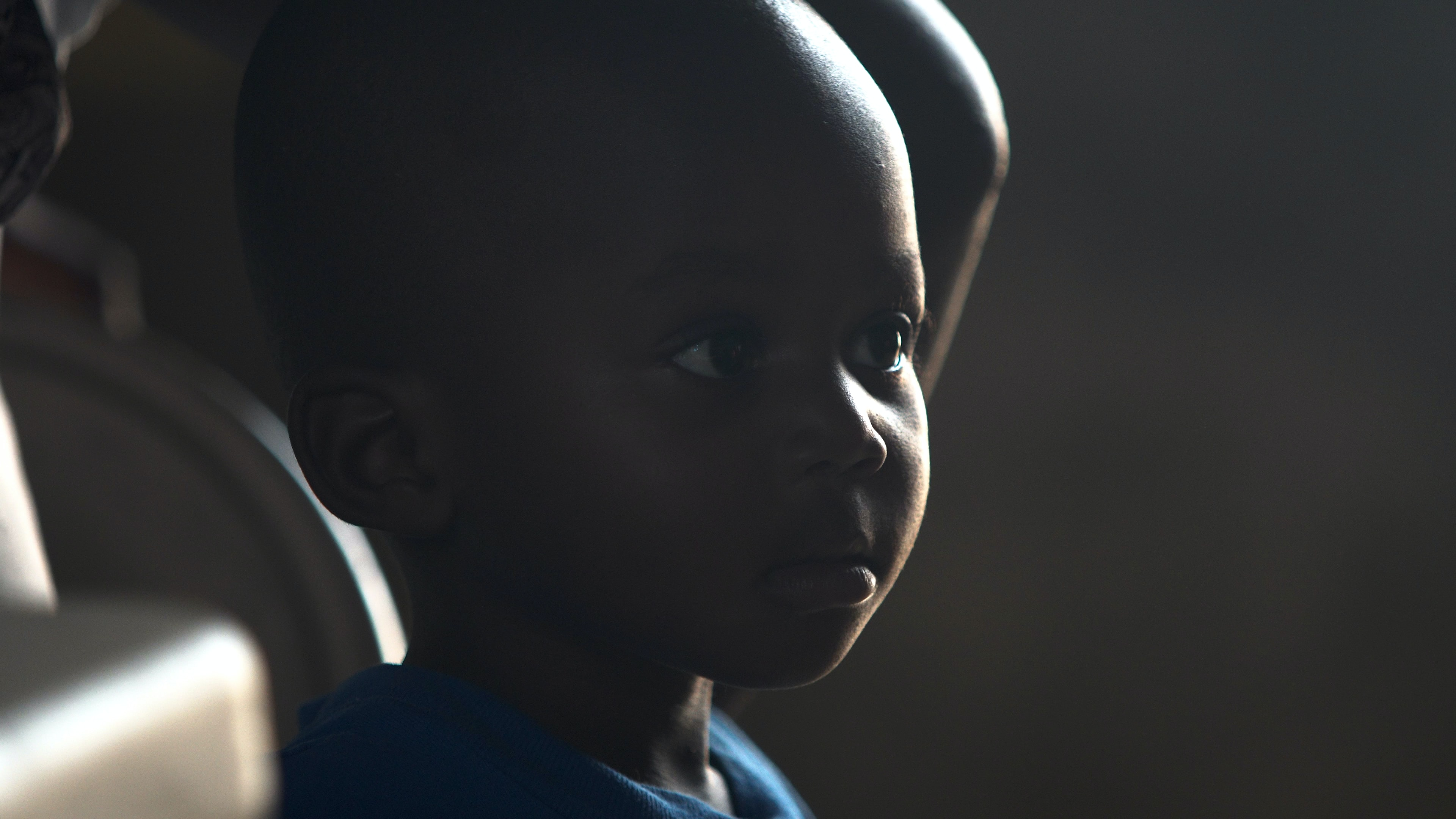 close up photography of boy