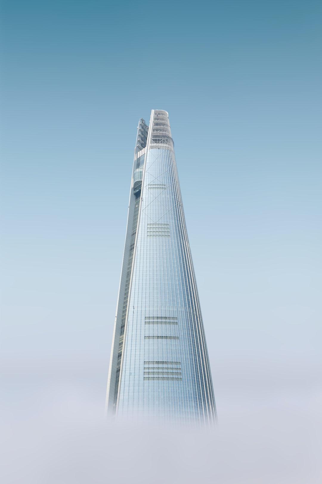 Lotte Tower 5XXm high