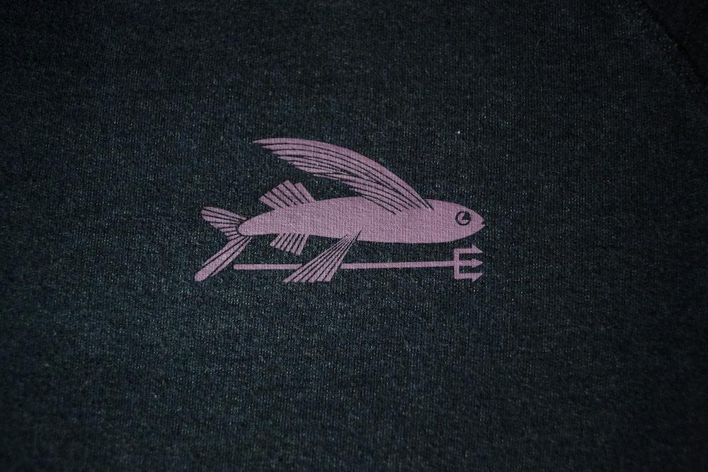 purple fishlogo