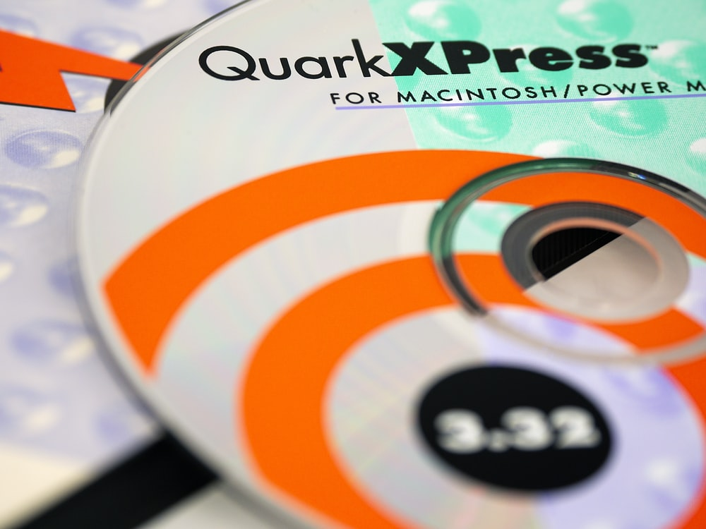 Quark XPressディスク