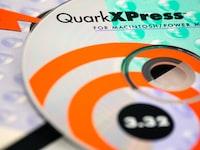 Quark XPress dis c