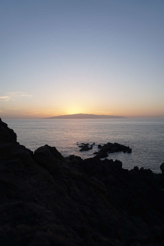 océano y orilla del mar