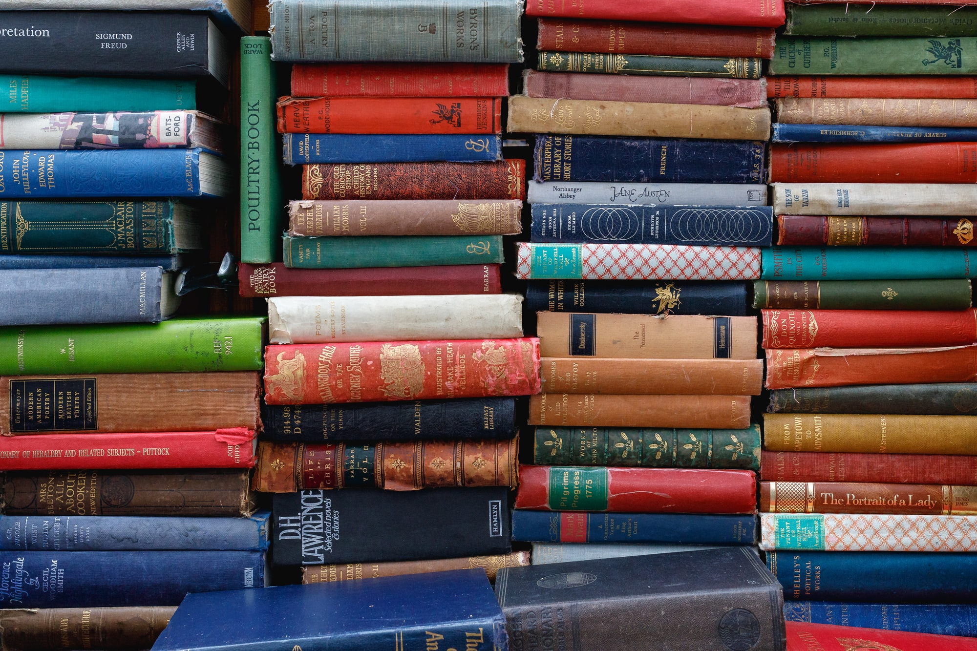 Tsundoku: Stop Feeling Guilty About Your Unread Books