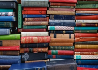 assorted title book lot