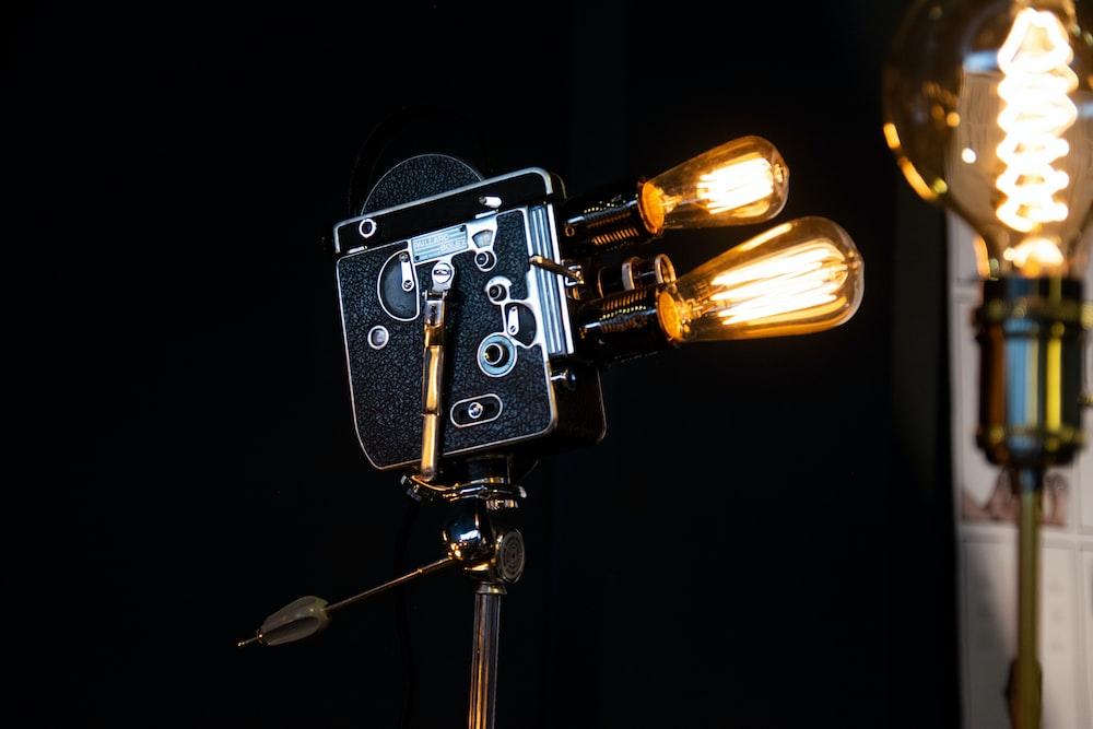 classic black camera
