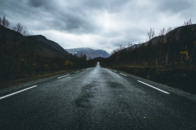 empty road during daytime asphalt zoom background