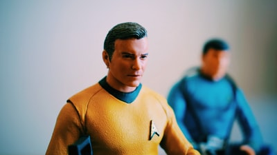 """The prejudices people feel about each other disappear when they get to know each other."" ~ Captain James T. Kirk"