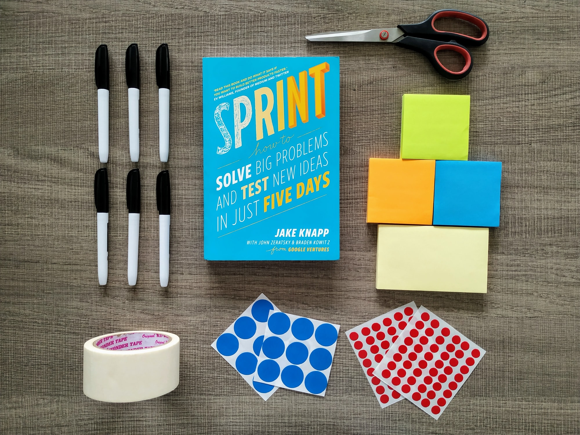 Design Sprint Tools